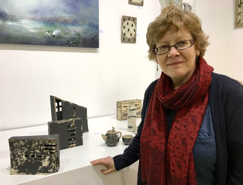 Shades of Clay exhibition